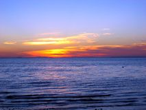 ηλιοβασίλεμα βακαλάων 03 & Στοκ εικόνες με δικαίωμα ελεύθερης χρήσης