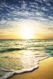 ηλιοβασίλεμα θάλασσας