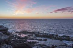 Ηλιοβασίλεμα φαντασίας στοκ εικόνες