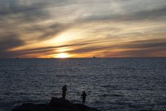 ηλιοβασίλεμα 3 στοκ φωτογραφίες με δικαίωμα ελεύθερης χρήσης
