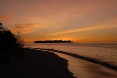 ηλιοβασίλεμα 2 παραδείσου Στοκ φωτογραφία με δικαίωμα ελεύθερης χρήσης