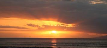 ηλιοβασίλεμα στοκ εικόνες