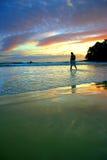 ηλιοφάνεια ακτών της Αυστραλίας Στοκ φωτογραφίες με δικαίωμα ελεύθερης χρήσης