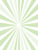 ηλιοφάνεια πράσινου φωτός Στοκ εικόνα με δικαίωμα ελεύθερης χρήσης