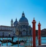 Ηλιόλουστη ημέρα στη Βενετία Ιταλία Στοκ Εικόνες