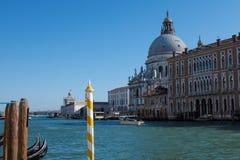 Ηλιόλουστη ημέρα στη Βενετία Ιταλία Στοκ φωτογραφία με δικαίωμα ελεύθερης χρήσης
