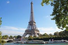 Ηλιόλουστο Παρίσι Στοκ φωτογραφίες με δικαίωμα ελεύθερης χρήσης