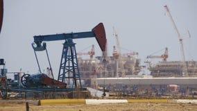 ημέρας Καζακστάν αντλίες πετρελαίου μήνα Ιουνίου δυτικές Εξαγωγή του αντλιοστασίου πετρελαίου φιλμ μικρού μήκους