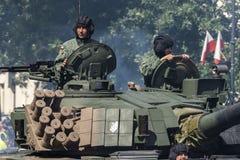 Ημέρα Ένοπλων Δυνάμεων στην Πολωνία Στοκ Φωτογραφία