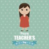 Ημέρα δασκάλου Στοκ εικόνες με δικαίωμα ελεύθερης χρήσης