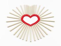 Ημέρα βαλεντίνων καρδιών Ελεύθερη απεικόνιση δικαιώματος