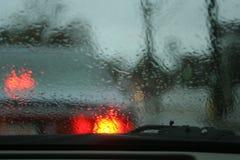 ημέρα βροχερή Στοκ εικόνες με δικαίωμα ελεύθερης χρήσης
