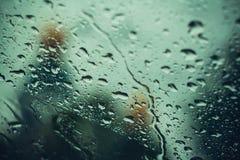 ημέρα βροχερή Στοκ Εικόνες