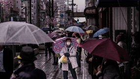 ημέρα βροχερή στοκ φωτογραφία