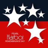 Ημέρα ενθύμησης Pearl Harbor Στοκ εικόνα με δικαίωμα ελεύθερης χρήσης