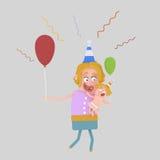 Ημέρα εορτασμού μητέρων motherΣτοκ Εικόνα