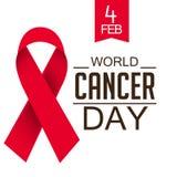 Ημέρα καρκίνου Στοκ Εικόνες