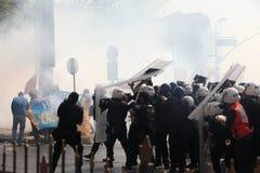 Ημέρα Μαΐου στη Ιστανμπούλ Στοκ Φωτογραφία