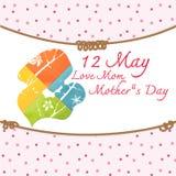 Ημέρα μητέρας Στοκ φωτογραφία με δικαίωμα ελεύθερης χρήσης