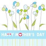 Ημέρα μητέρων διανυσματική απεικόνιση