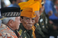 Ημέρα μνήμης στην Ινδονησία Στοκ φωτογραφία με δικαίωμα ελεύθερης χρήσης