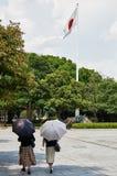 Ημέρα μνήμης στη Χιροσίμα Στοκ Φωτογραφίες
