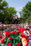 Ημέρα νίκης Στοκ φωτογραφία με δικαίωμα ελεύθερης χρήσης