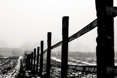 ημέρα ομιχλώδης Στοκ εικόνες με δικαίωμα ελεύθερης χρήσης