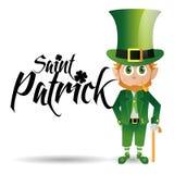 ημέρα Πάτρικ s Άγιος διανυσματική απεικόνιση