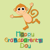 Ημέρα παππούδων και γιαγιάδων Στοκ φωτογραφίες με δικαίωμα ελεύθερης χρήσης