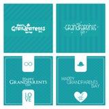 Ημέρα παππούδων και γιαγιάδων Στοκ Φωτογραφίες