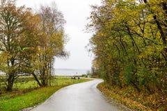Ημέρα πτώσης Στοκ εικόνες με δικαίωμα ελεύθερης χρήσης