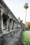Ημέρα σε Angkor Wat Στοκ Εικόνα