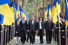 Ημέρα της ενθύμησης των θυμάτων της πολιτικής καταστολής Στοκ φωτογραφία με δικαίωμα ελεύθερης χρήσης