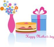Ημέρα της ευτυχούς μητέρας Στοκ εικόνες με δικαίωμα ελεύθερης χρήσης