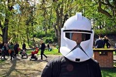 Ημέρα του Star Wars Στοκ εικόνες με δικαίωμα ελεύθερης χρήσης