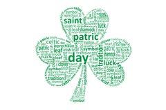 ημέρα το patric s ST διανυσματική απεικόνιση