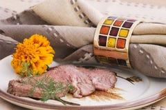 ημέρα των ευχαριστιών γευμάτων Στοκ Εικόνες