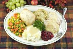 ημέρα των ευχαριστιών γευ Στοκ Εικόνα