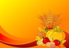 ημέρα των ευχαριστιών συγ&k διανυσματική απεικόνιση