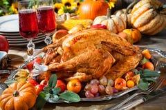 Ημέρα των ευχαριστιών Τουρκία Στοκ Εικόνα