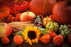 Ημέρα των ευχαριστιών στοκ εικόνα