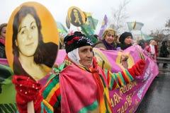 Ημέρα των διεθνών γυναικών Στοκ Φωτογραφία