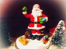 Ημέρα των Χριστουγέννων Στοκ Φωτογραφίες