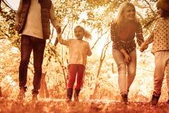 Ημέρα φθινοπώρου για τη διασκέδαση στοκ φωτογραφία