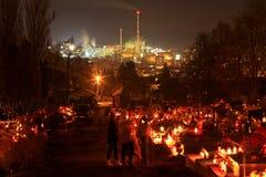 Ημέρα ψυχών Στοκ εικόνα με δικαίωμα ελεύθερης χρήσης