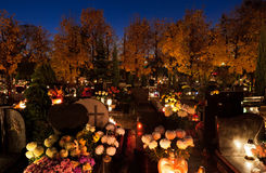 Ημέρα όλου του Αγίου Στοκ φωτογραφία με δικαίωμα ελεύθερης χρήσης