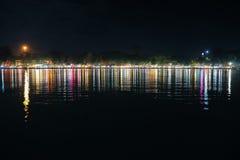 Ημέρα Krathong Loy Στοκ Φωτογραφίες
