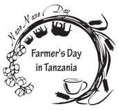 Ημέρα Nane Nane - Τανζανία Στοκ εικόνες με δικαίωμα ελεύθερης χρήσης