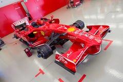 Ημέρες αγώνα Ferrari Στοκ Εικόνα